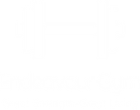 Endeavour gym logo, personal training Dublin 22