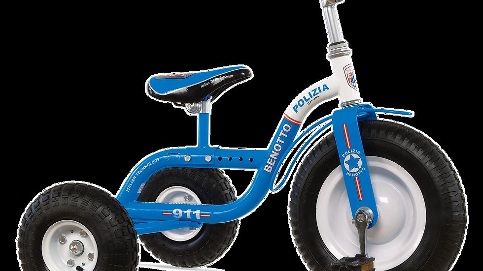 Triciclo Polizia