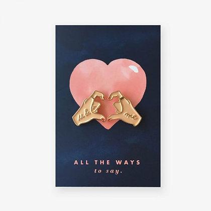 Pin's Love