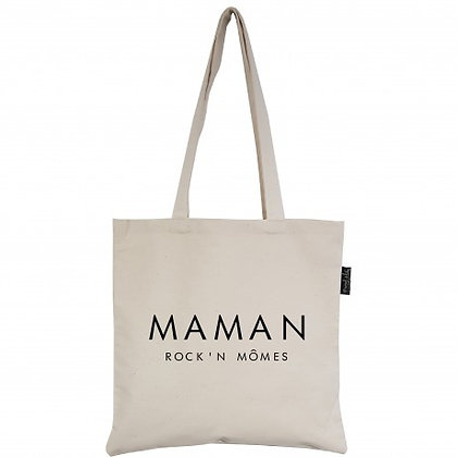 Tote bag Maman Rock'N'Mômes