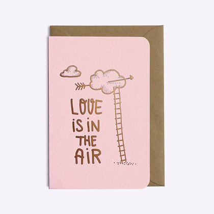 Carte Love is in the air