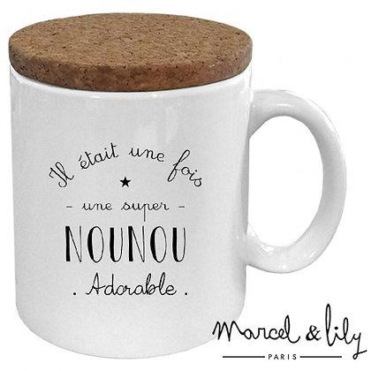 Mug Nounou adorable