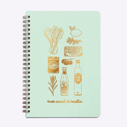 Carnet de recettes Epicerie