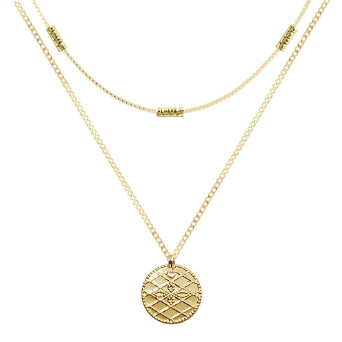 Collier double Thelma