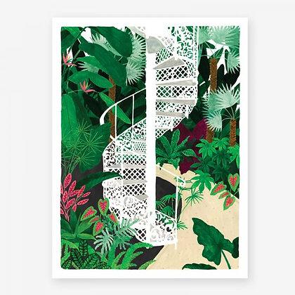 Affiche Garden