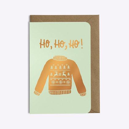 Carte HoHoHo