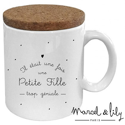 Mug Petite fille