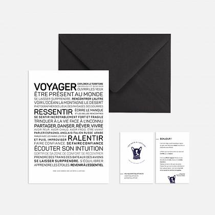 Carte Voyager