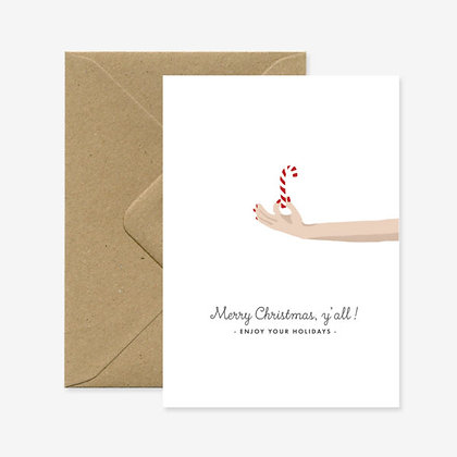 Carte Mary Christmas