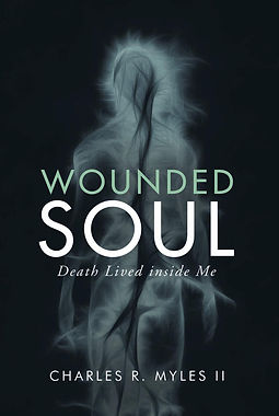 Wounded Soul Web Advertisement Front Pag