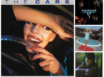 Elliot Gilbert on his work with The Cars, Tom Waits, Van Halen and The Motels