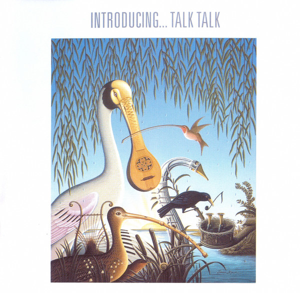 Talk Talk ‎– Introducing…Talk Talk (EMI, 2003). Cover art by James Marsh.