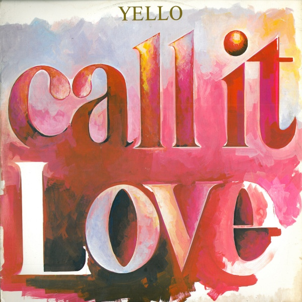 """""""Call It Love"""" 1987 Maxi (from One Second) (Mercury)"""