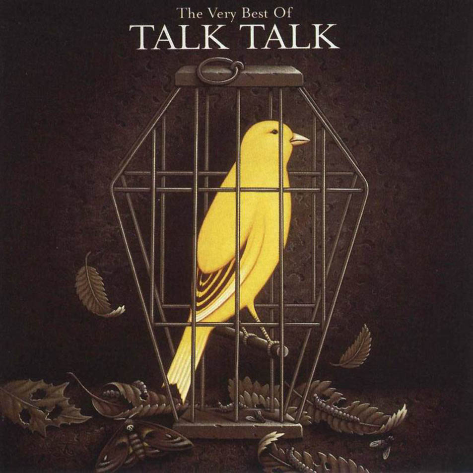 Talk Talk ‎– The Very Best Of Talk Talk (EMI, 1997). Cover art by James Marsh.