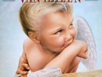 Margo Nahas on her iconic cover for Van Halen's 1984