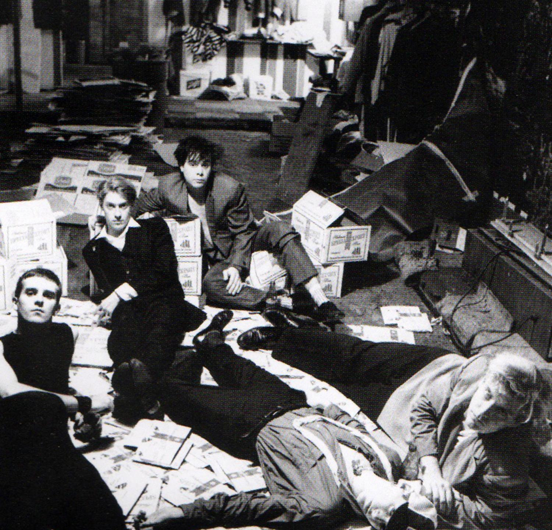 The Suburbs, 1983. Photo by Daniel Corrigan.