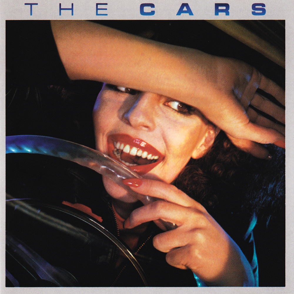 The Cars - The Cars (Elektra, 1978). Photography by Elliot Gilbert.