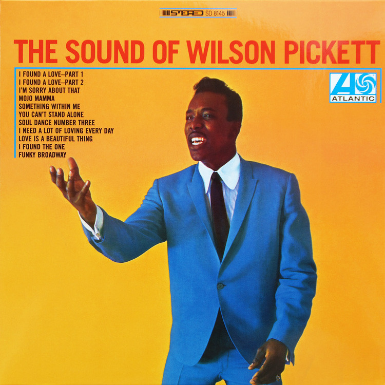 The Sound of Wilson Pickett (1967, Atlantic)