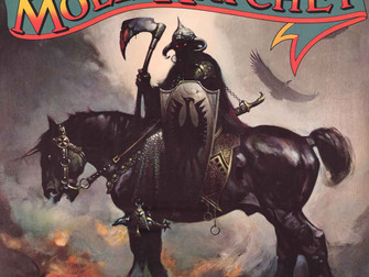 Flirting with Disaster: The album art of Frank Frazetta