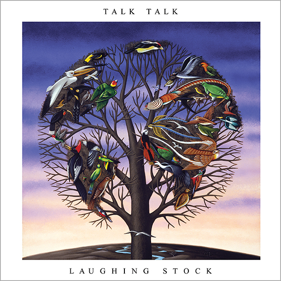 Talk Talk ‎– Laughing Stock (Verve, 1991). Cover art by James Marsh.