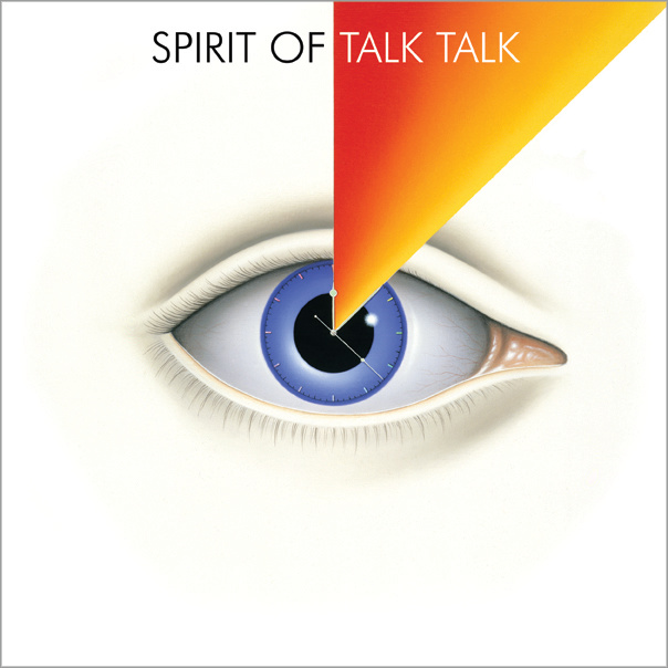 Various Artist - Spirit Of Talk Talk (Fierce Panda, 2012). Cover art by James Marsh.