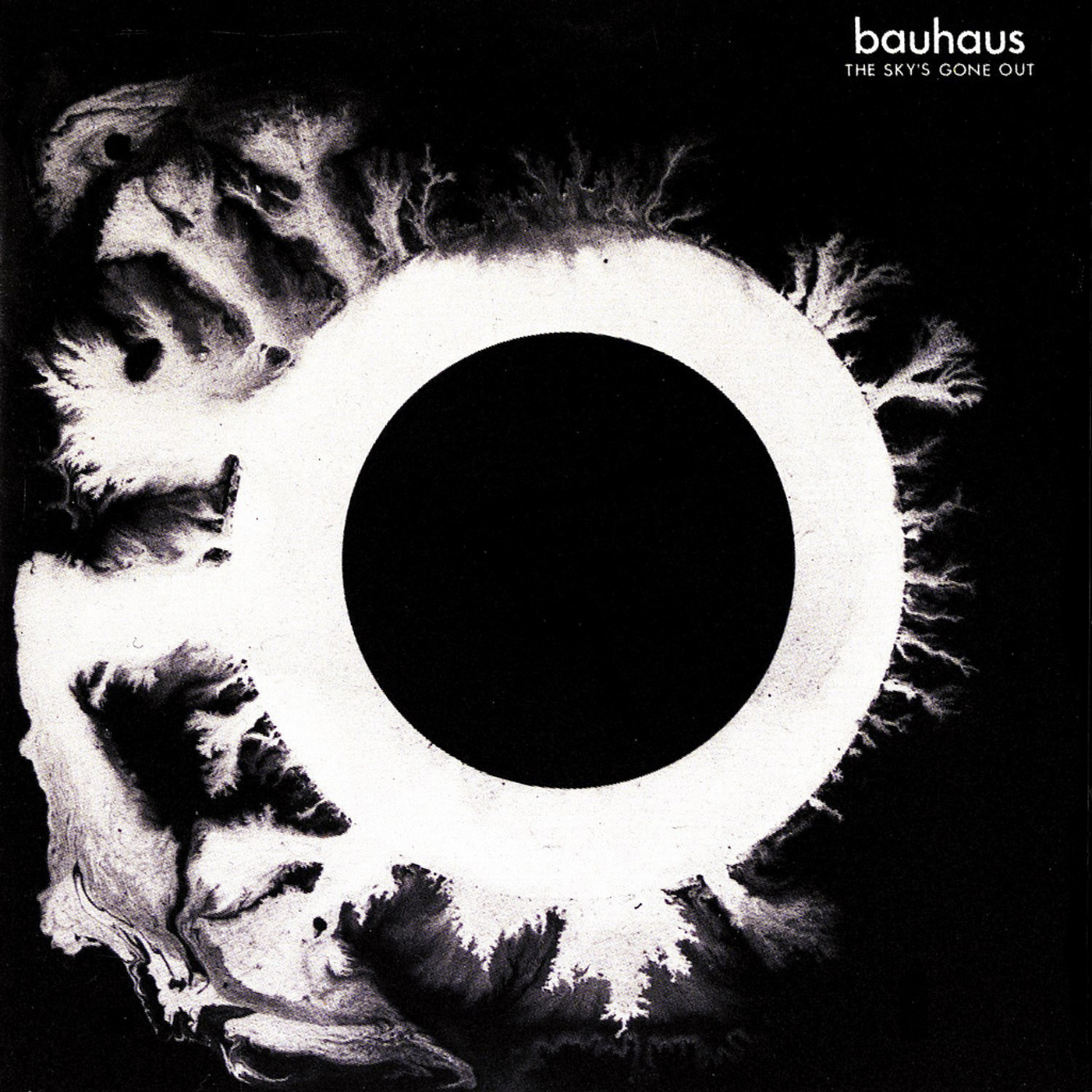 Bauhaus - The Sky's Gone Out (Beggars Banquet, 1982).