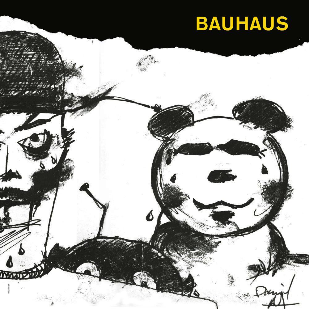 Bauhaus - Mask (Beggars Banquet, 1981).