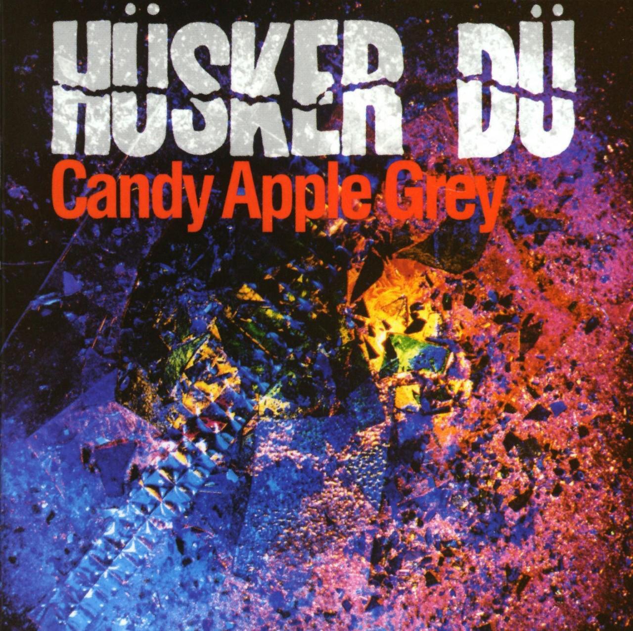 Hüsker Dü – Candy Apple Grey (Warner Bros., 1986). Cover photo by Daniel Corrigan.