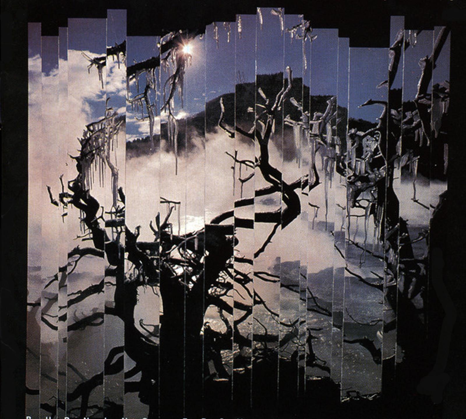 Bauhaus - Burning from the Inside (Beggars Banquet, 1983).