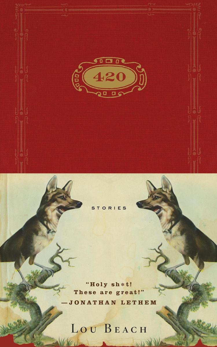 420 Characters by Lou Beach (Houghton Mifflin Harcourt, 2011)
