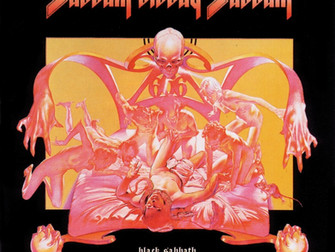 Spiral Architect: A look at the unforgettable artwork for Sabbath Bloody Sabbath by Drew Struzan