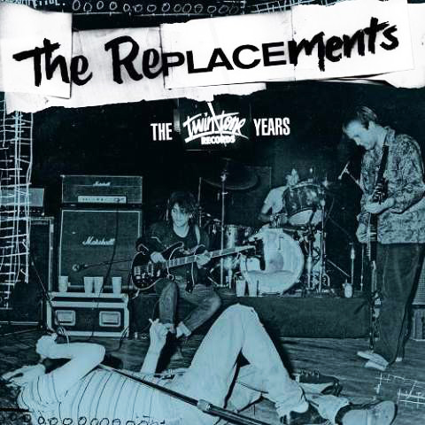 The Replacements – The Twin/Tone Years (Rhino, 2015). Cover photo by Daniel Corrigan.
