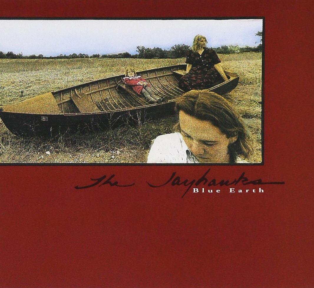 The Jayhawks – Blue Earth (Twin/Tone, 1989). Cover photo by Daniel Corrigan.
