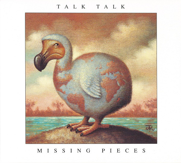 Talk Talk ‎– Missing Pieces (Pond Life, 2001). Cover art by James Marsh.