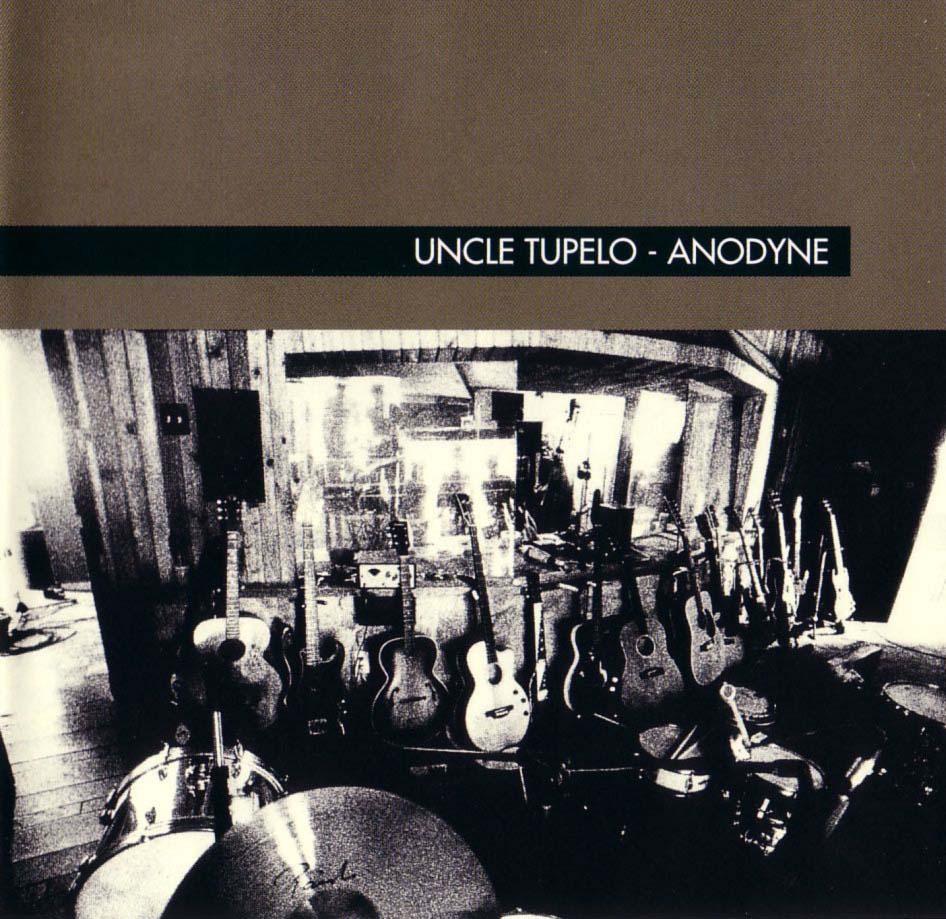 Uncle Tupelo – Anodyne (Sire, 1993). Cover photo by Daniel Corrigan.