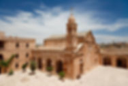 Mardin  Deyrulzafaran Monastery 1.jpg