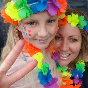 Mum and daughter festival