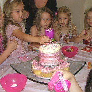 Home birthday party