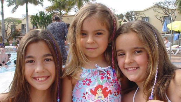 Spanish girls and braids