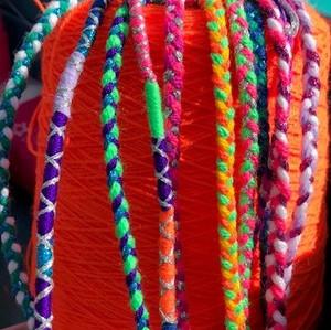 Hairwraps & plaits