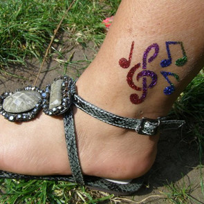musical Ankles