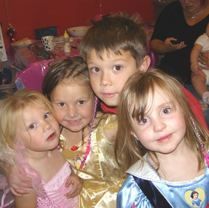 5th Birthday House party