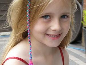 Birthday Braided Girlie