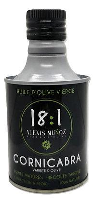 Huile d'olive Cornicabra 25cl
