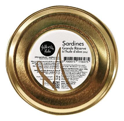 "Sardines ""Grande Réserve"""
