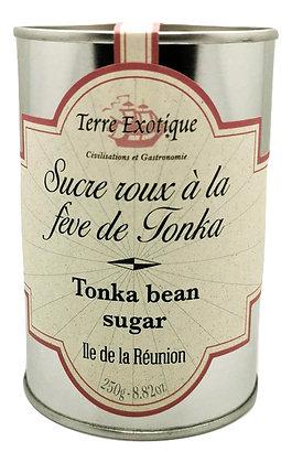 Sucre roux à la Fève de Tonka