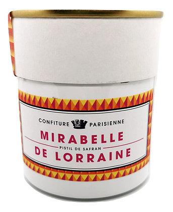 Confiture Mirabelle de Lorraine au Pistil de safran
