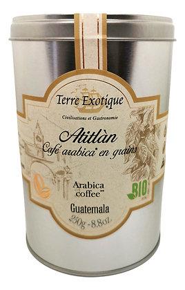 Café Arabica Atitlàn en grains