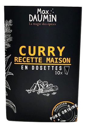 Curry « Recette Maison » en dosettes