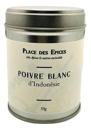 Poivre blanc d'Indonésie